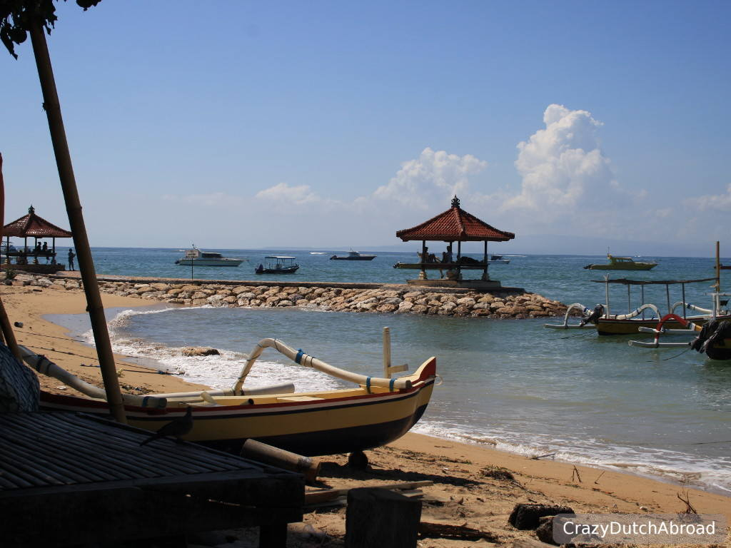 When is it most comfortable to relax in Bali