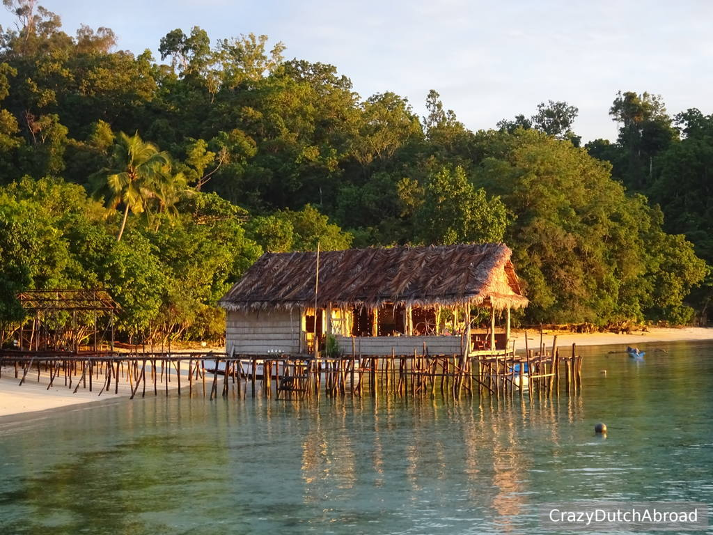 Paradise On Earth Raja Ampat Papua Crazy Dutch Abroad